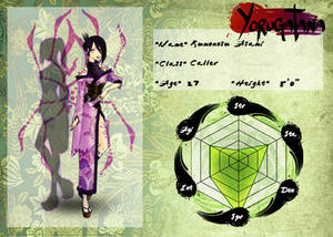 Yorugatana: Kumonosu Asami