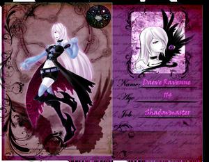 WitchWars: Daeve Ravenne