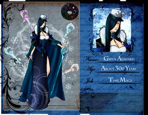 WitchWars: Gwyn Aeshard