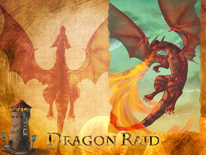 Dragon Raid for Iphone and Ipad