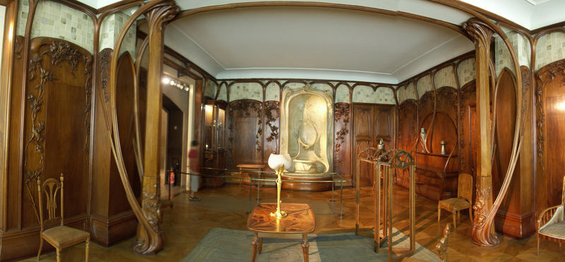 Musee d 39 orsay art nouveau 1 by evanderiel on deviantart for Interieur art nouveau