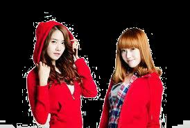 SNSD YoonSic PNG by Selcaroll123