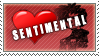 Sentimental Stamp by thefasman22