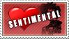 Sentimental Stamp by thefasman22
