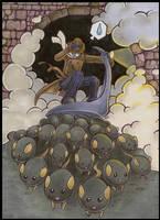 Watchmen - Demise of Underboss by zkoegul