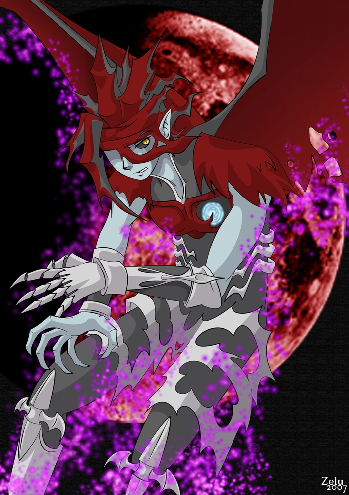 -FFVII- Chaos by zkoegul