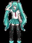 Miku - School Girl