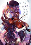 Love Song I - Violin by TacToki