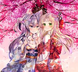 COM - Sakura Magic