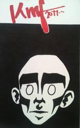 sticker...