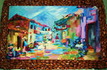Mercado y cacao by jof410