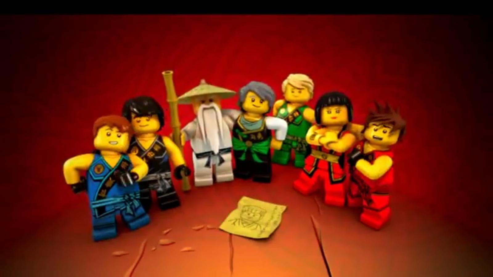 Ninjago Screenshot By OrcaTransformersGirl