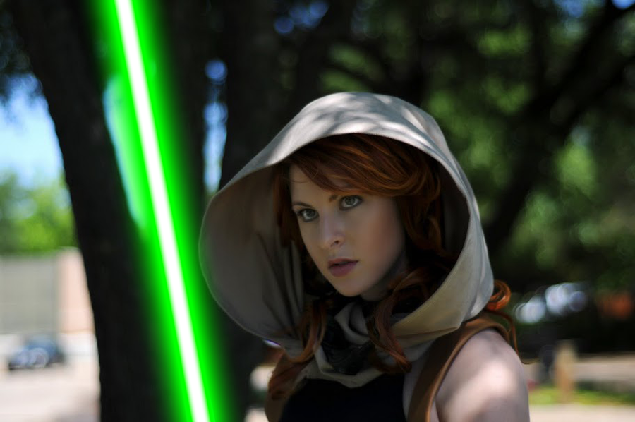 Mara Jade by commandah86
