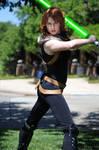 Mara Jade - Action Pose