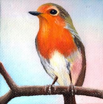 Tiny Birdie #1 by PhotonLights