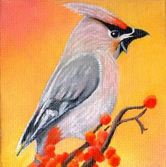 Tiny Birdie #2 by PhotonLights