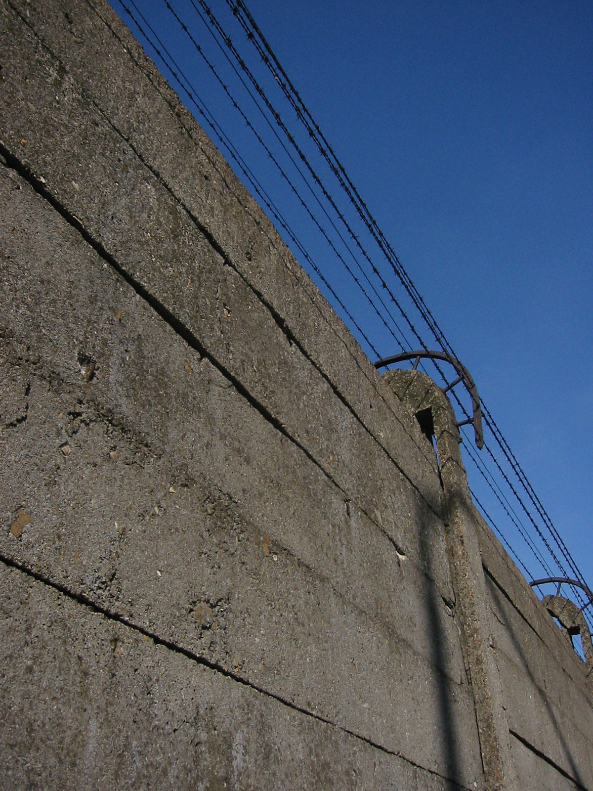 Barbed Wire Wall : Barbed wire wall by welder stock on deviantart