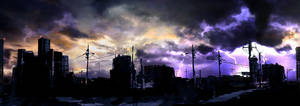Oneiric Sky by junobean
