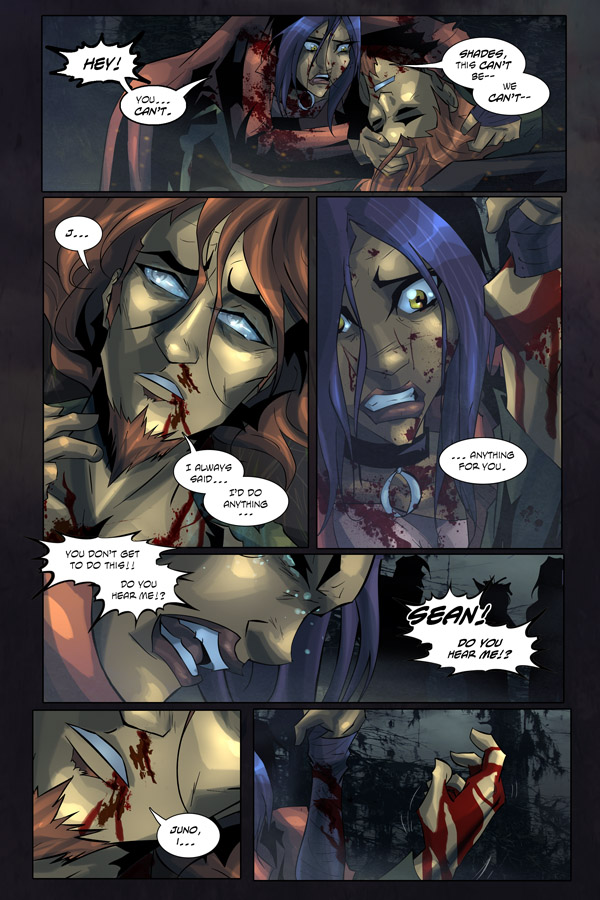 Volume 3 - Page 267 by junobean
