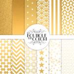 Gold Patterns La Boutique dei Colori