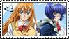 Ikkitousen stamp by Notaku
