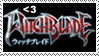 Witchblade Stamp by Notaku