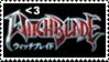 Witchblade Stamp by Notaku