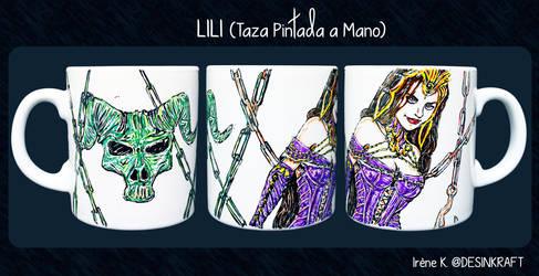 Lili Cup by Desinkraft