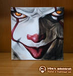 Pennywise Fineart Portratit