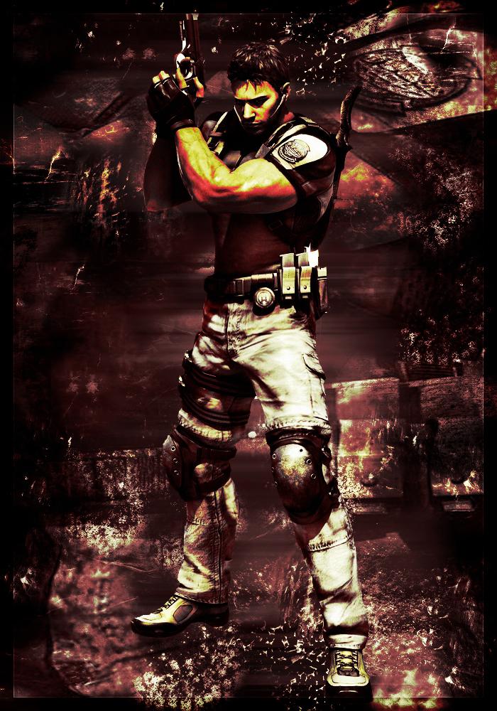 Resident Evil Fan art on Behance