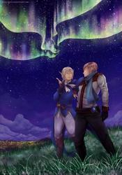 ss - Northern Lights by lainey-nesu