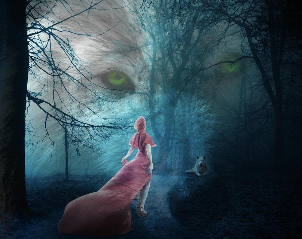 Little Red Riding Hood by FilipJakubiec