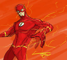 Faster than a speeding bullet by TheoDJ