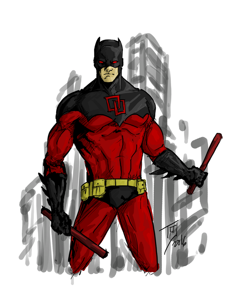Batdevil by TheoDJ