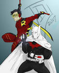 Batman and Robin Beyond
