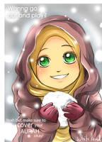 Do you wanna build a snowman? by whitelead