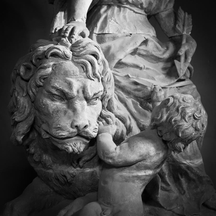 Fais gaffe, petit ! by Herculanum
