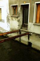 The door by Samsalomon