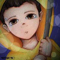 Rain by MadokaMG