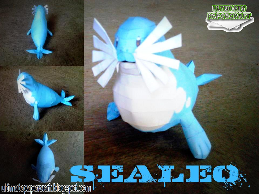 Sealeo by turtwigcuTey