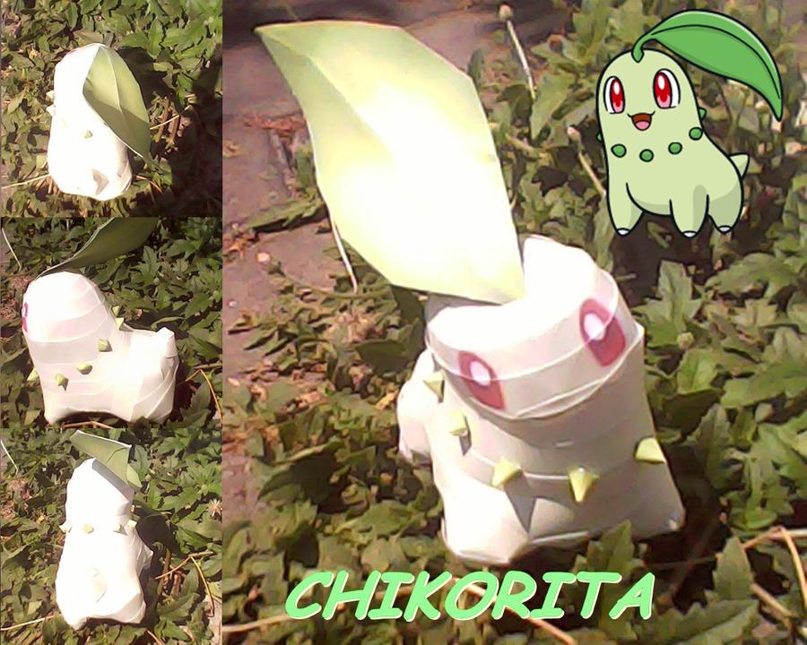 chikorita by turtwigcuTey