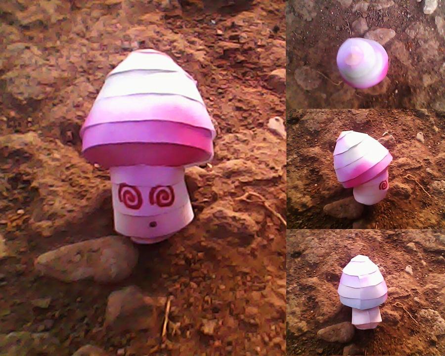Hypno - shroom by turtwigcuTey
