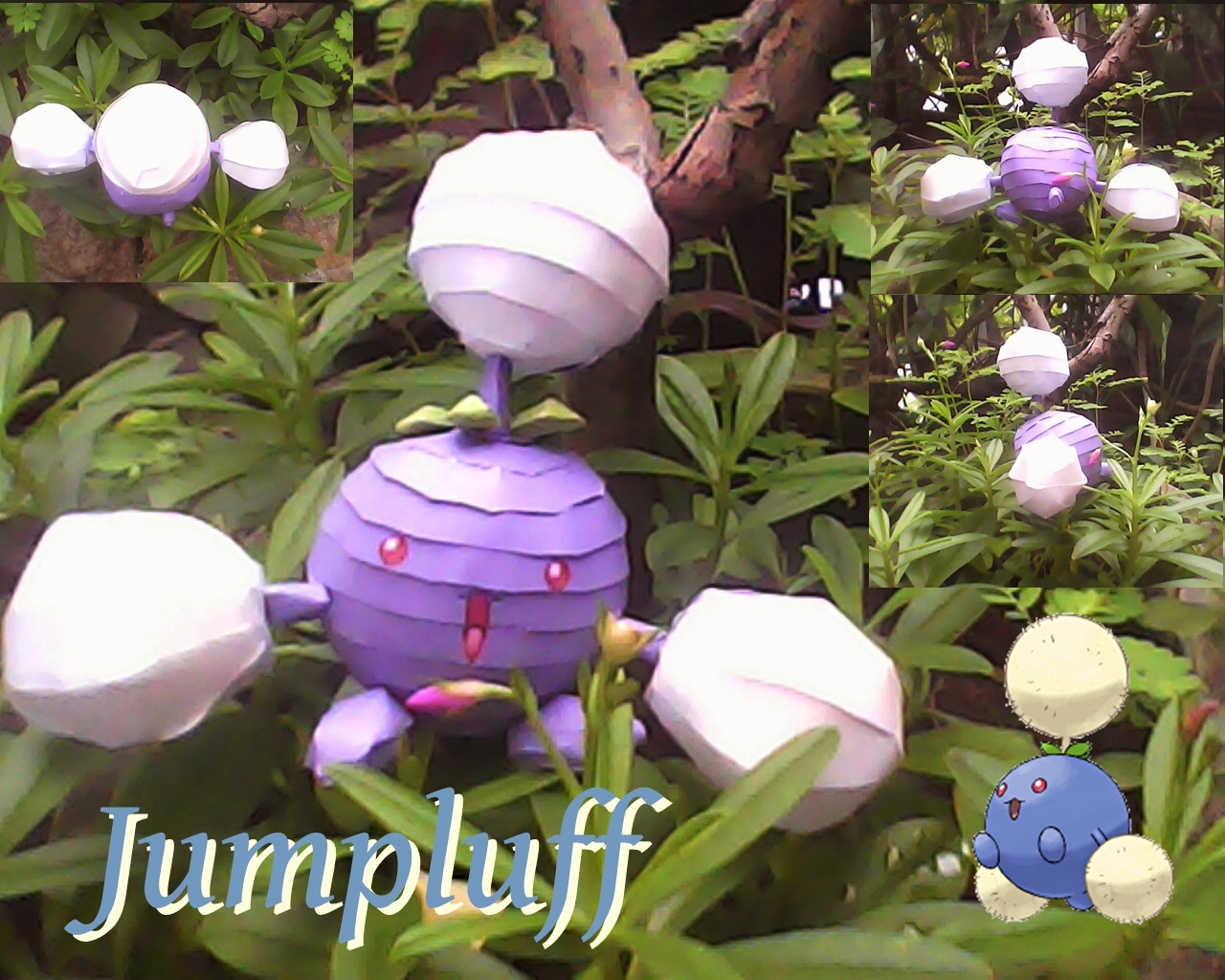 Jumpluff by turtwigcuTey