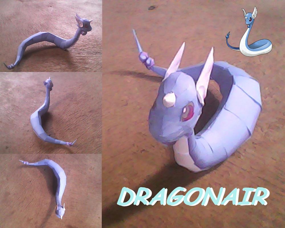 Dragonair by turtwigcuTey
