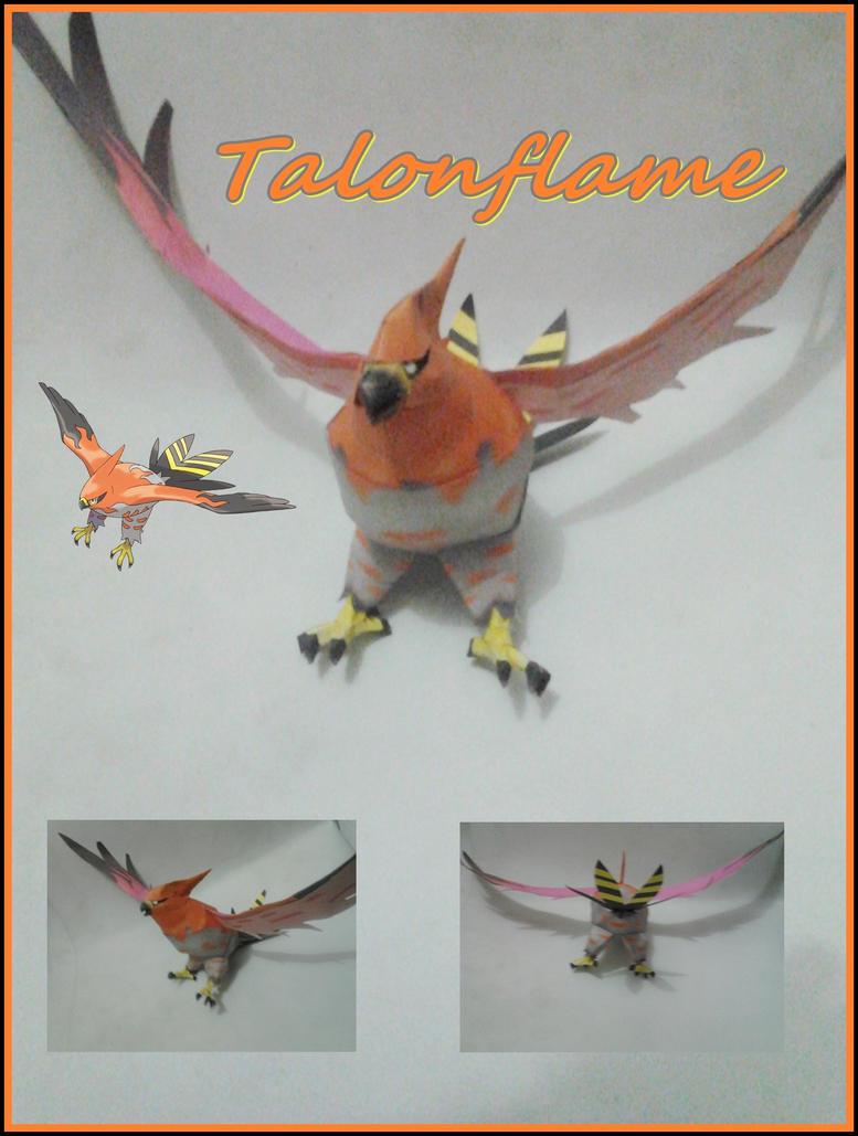 Talonflame by turtwigcuTey