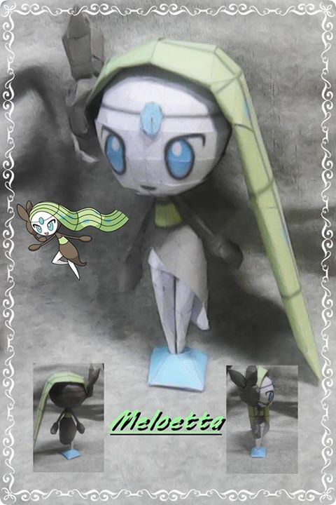 Meloetta by turtwigcuTey