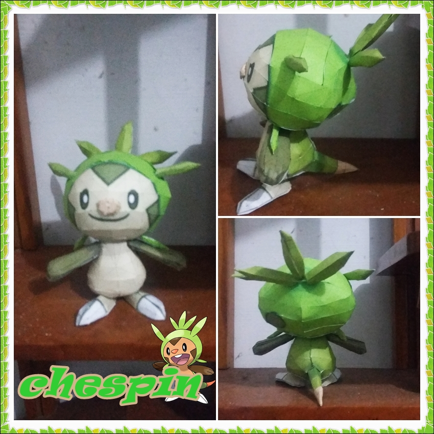 chespin by turtwigcuTey