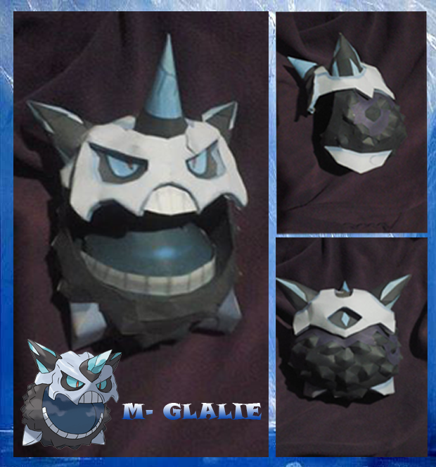 mega glalie by turtwigcuTey