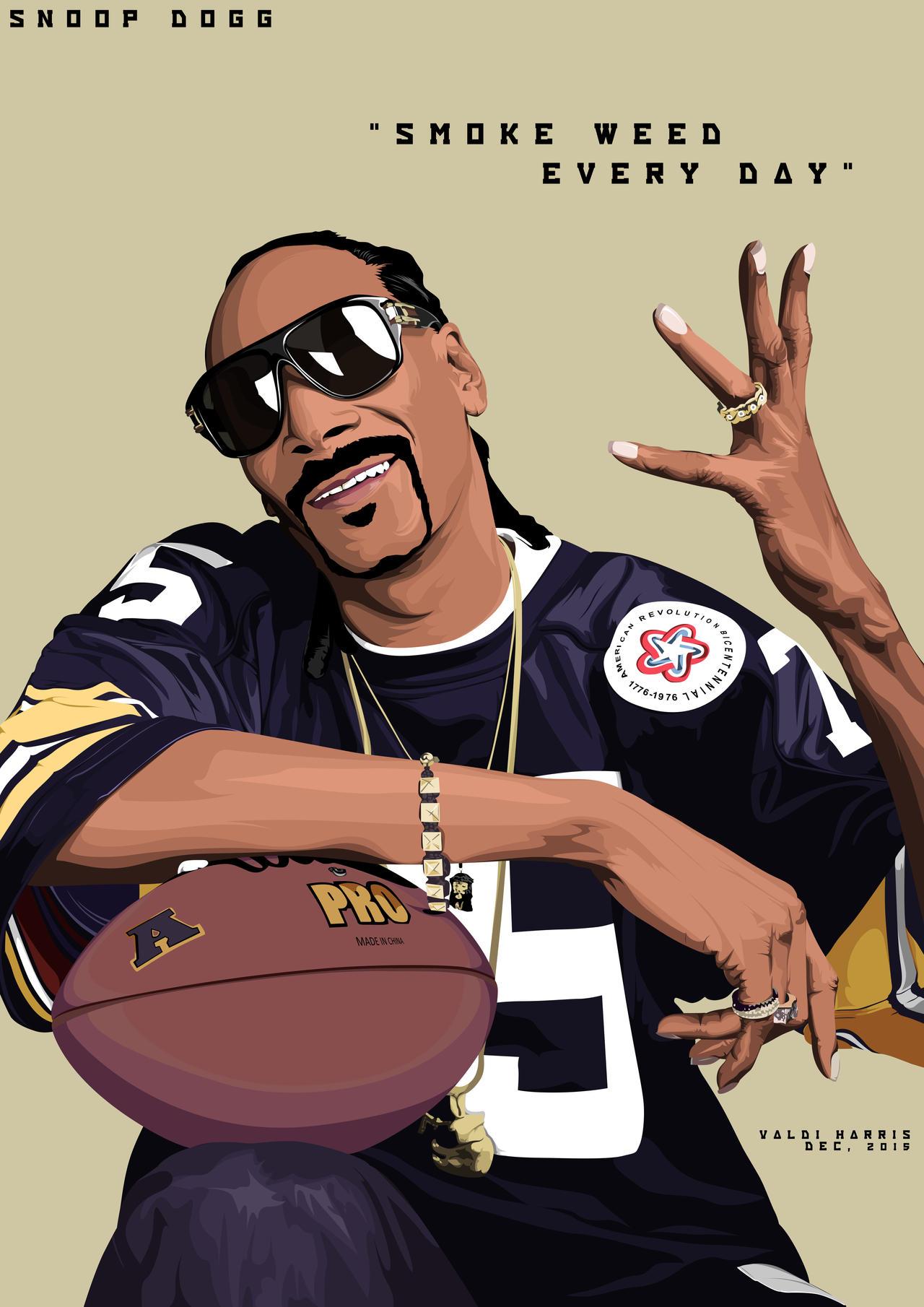 Snoop dogg smoke weed everyday gif