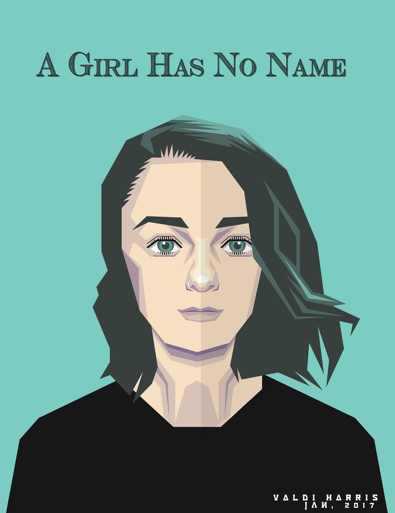 A Girl Has No Name by valdikentod